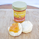 Mrs. Sassard's  Lowcountry Peach Preserves