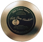 Olde Colony Bakery Key Lime Tin