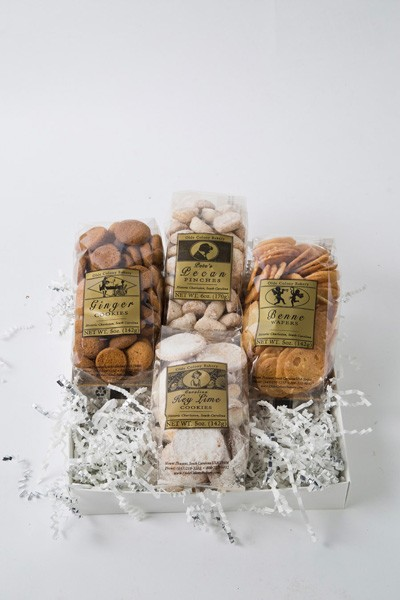 The City Market , a Cookie 4-Pack Gift