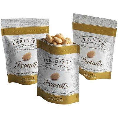 Feridies Salted Virginia Peanuts